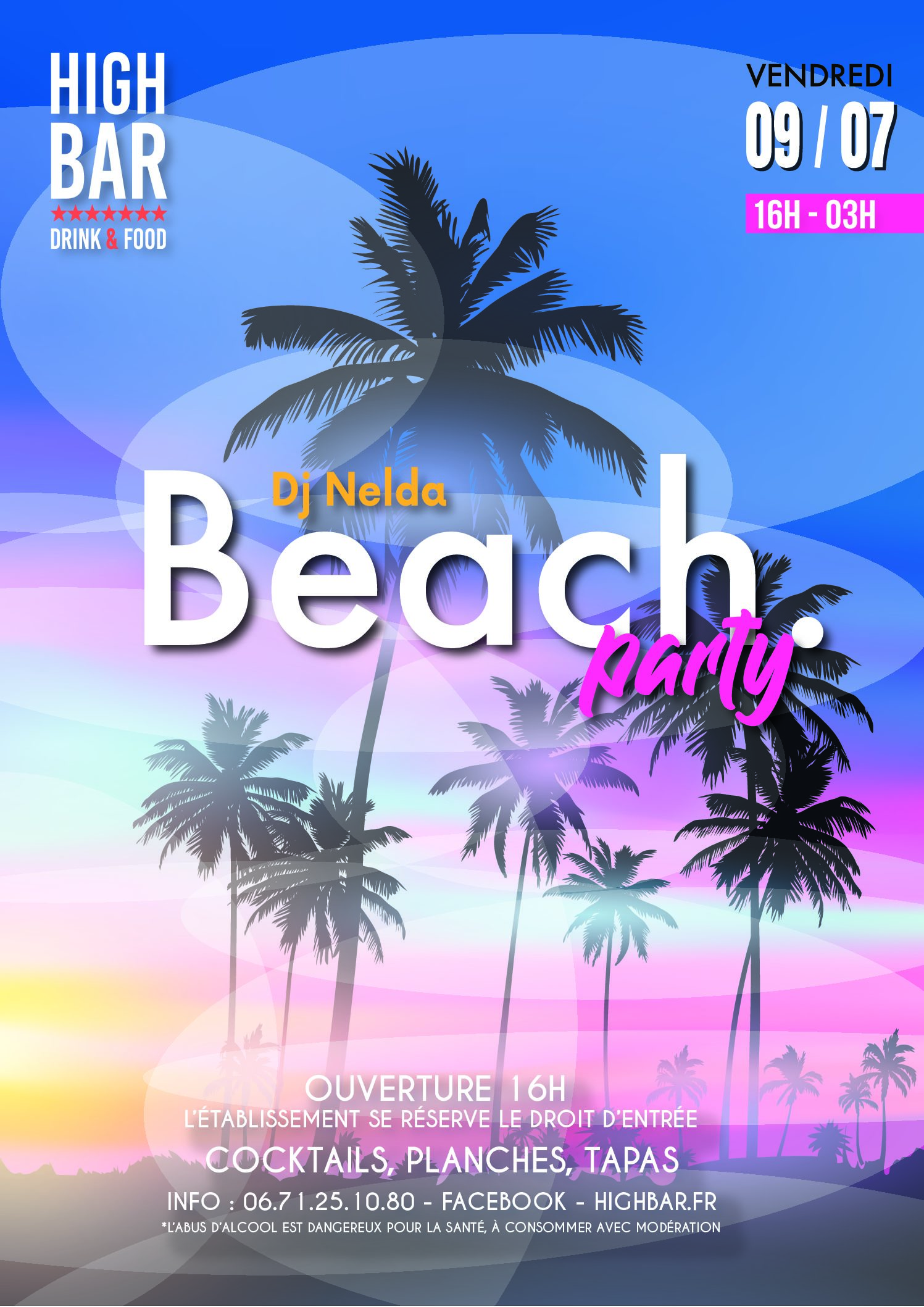 /// BEACH PARTY ///
