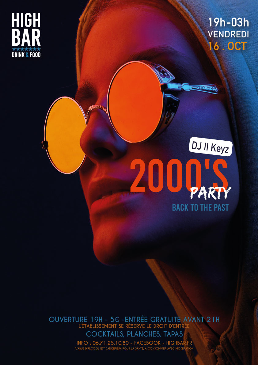 16.10 : °°° 2000's PARTY °°°