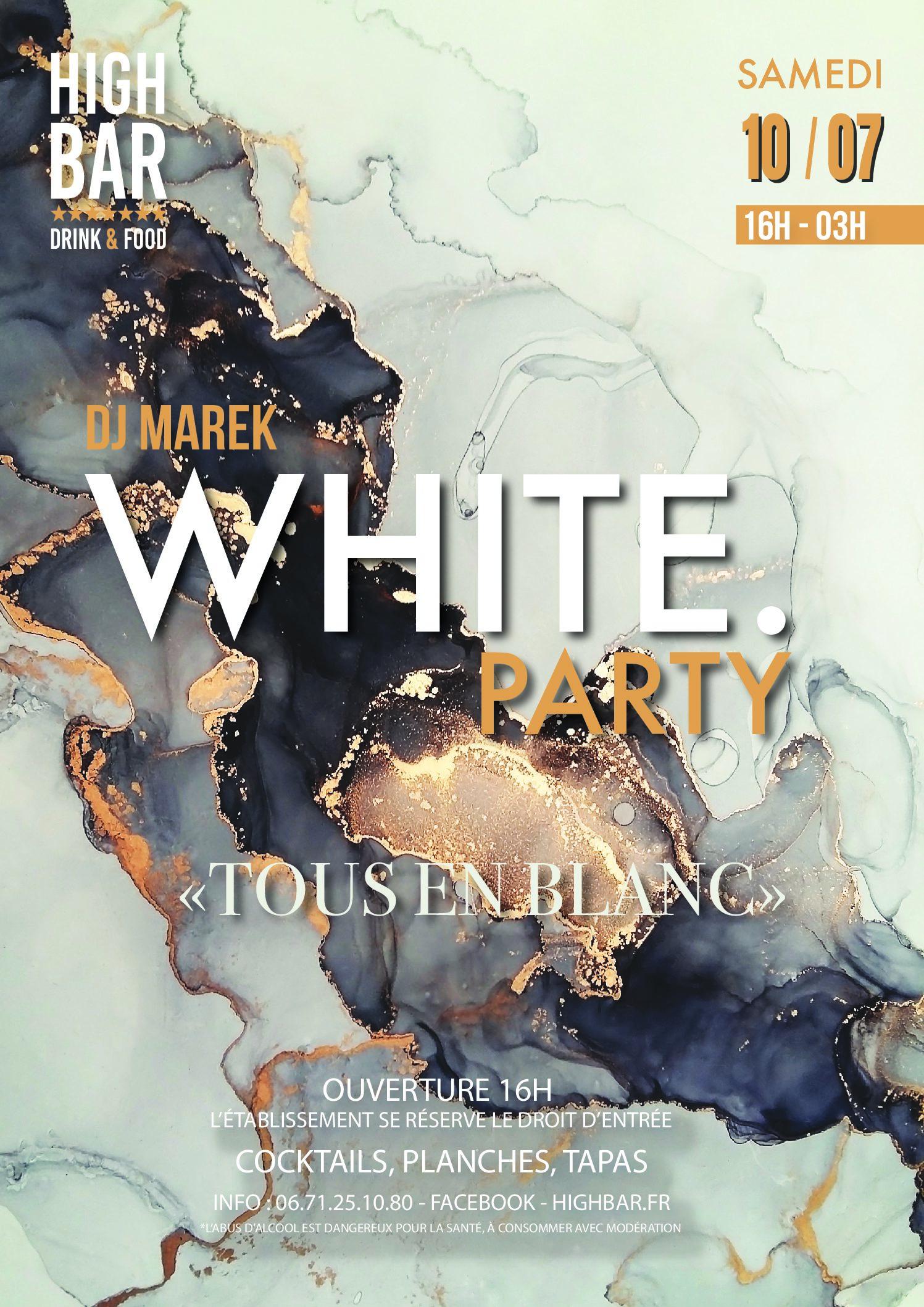 // WHITE PARTY//